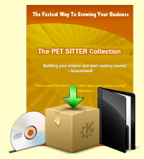 pet sitter tools