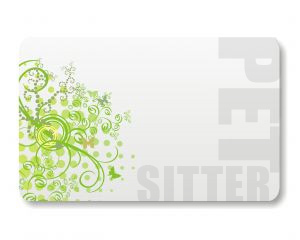 pet-sitter-business-card