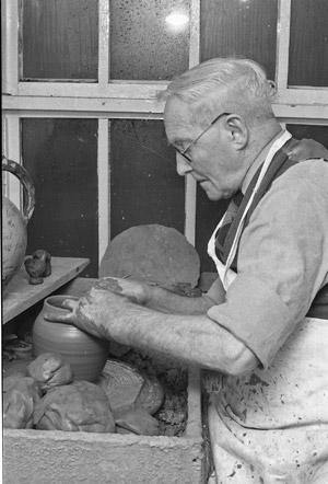 pottery takes time