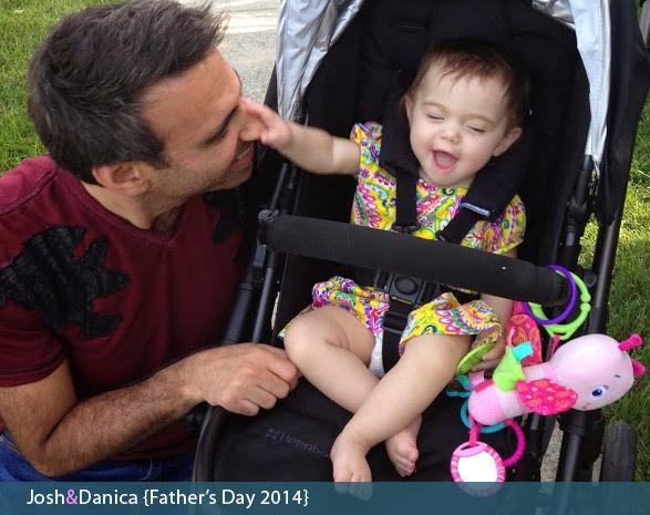 Josh and Danica