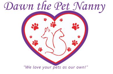 Dawn the Pet Nanny logo