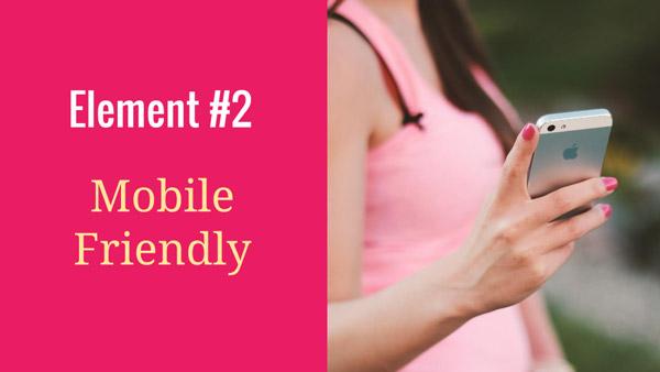 Slide Mobile Friendly
