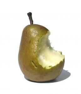 pear bite