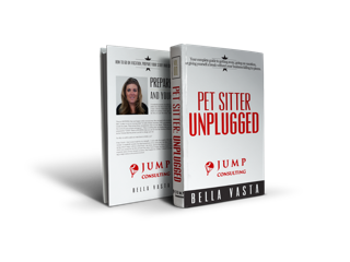 Pet Sitter Unplugged Book