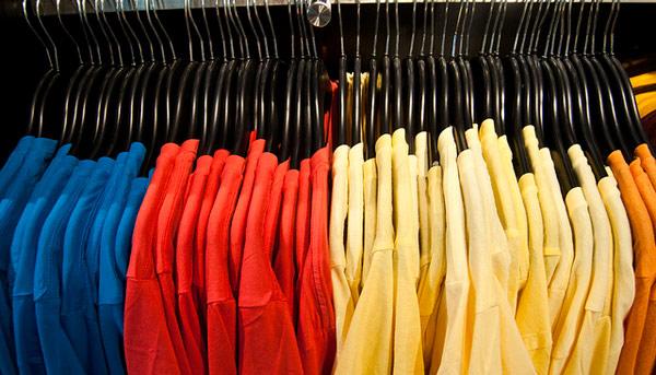 tshirt rack