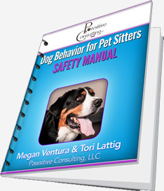 dog safety for pet sitters