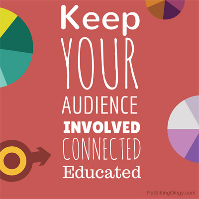 keep your audience engaged