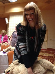 pet tech class at Vegas conference