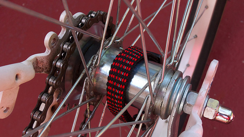 Wheels and Spokes image