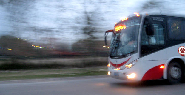 PSO Bus Ride