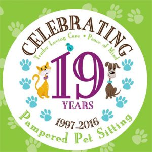Jay Pattiz pet sitting badge