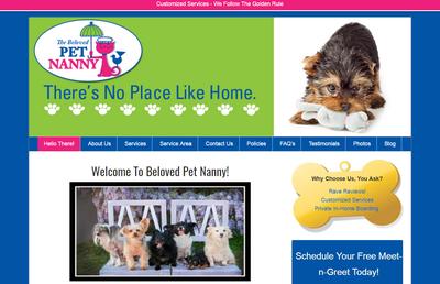 Tara Stout Beloved Pet Nanny