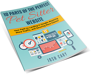 10 parts to a perfect website cover art